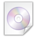Cd, Disc, File Icon