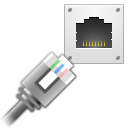 Cable, Connect, Ethernet, Network, Plug, Plugin Icon