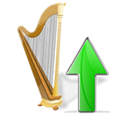 Recyclebin, Up Icon