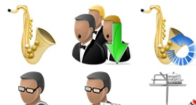 Orchestra Icons