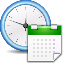 Calendar, Date, Time Icon