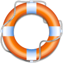 Help, Insurance, Lifeguard, Support Icon