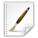Application, Vnd.Oasis.Opendocument.Image Icon