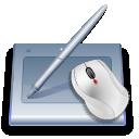 Desktop, Peripherals, Preferences Icon