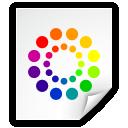Color, Colors, File, Wheel Icon