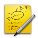 Note, Paper Icon