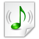 Audio, Plugin, Pn, Realaudio, x Icon