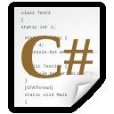 c, Code, Document, File, Sharp Icon