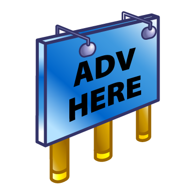 Ads, Advertisement, Advertising Icon