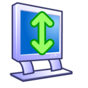 In, Screen, Zoom Icon