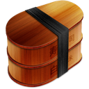 Box, Wood Icon