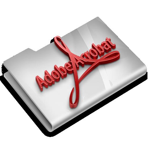 Acrobat, Adobe, Cs, Overlay, Reader Icon