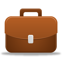 Bag, Briefcase, Business, Work Icon