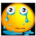 Cry, Sad Icon
