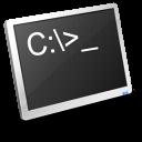 Dos, Terminal Icon