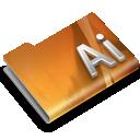 Adobe, Cs, Illustrator, Overlay Icon