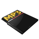 File, Mp, Sound Icon