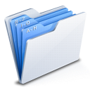 Archive, Closed, Folder, Index Icon