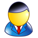 Business, Executive, Man, User Icon