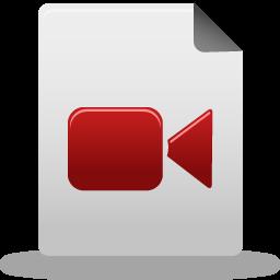 Camera, File, Video, Walk Icon