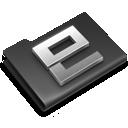 Black, Enhanced, Labs Icon