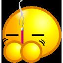 Burn, Joss, Stick Icon