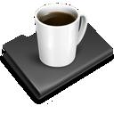 Black, Coffee Icon