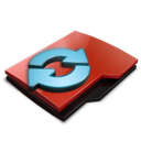 Documents, Folder, Recent, Reload, Sync Icon