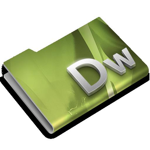 Adobe, Cs, Dreamweaver, Overlay Icon