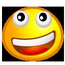 Face, Haha, Happy, Smiley Icon