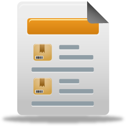 Product, Report, Sales Icon