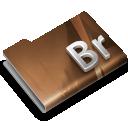Adobe, Bridge, Cs, Overlay Icon