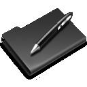 Black, Graphics, Pen Icon