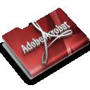 Acrobat, Adobe, Cs, Overlay Icon