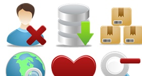 Pretty Office Part 3 Icons