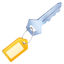 Keys, Security Icon