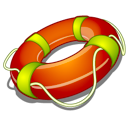 Float, Help, Safety, Support Icon