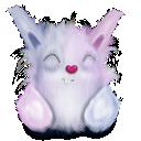 Animal, Cute, Pink, Rabbit Icon