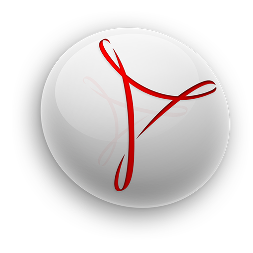 Acrobat, Cs4, Professional Icon