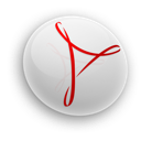 Acrobat, Cs3, Professional Icon