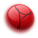 Acrobat, Cs4, Reader Icon