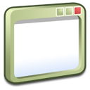 Olive, Windows Icon