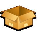 Box, Empty Icon