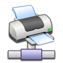 Network, Printer Icon