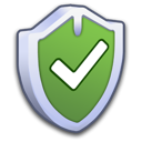 Firewall, On, Security Icon