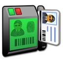 Reader, Security Icon
