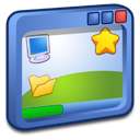 Desktop, Windows Icon