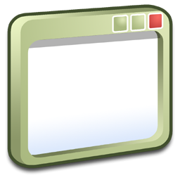 Olive, Windows Icon