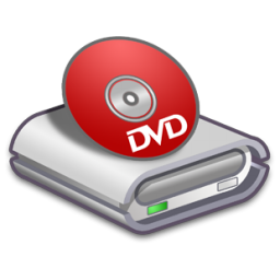 Dvd, Rom Icon