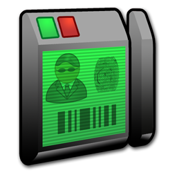 Reader, Security Icon